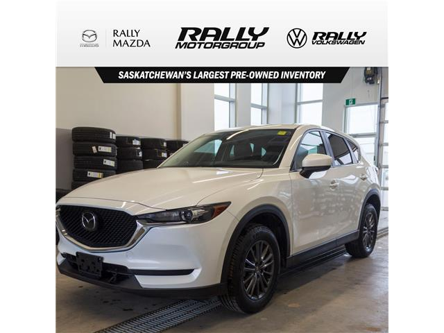 2019 Mazda CX-5 GS (Stk: V1370) in Prince Albert - Image 1 of 15