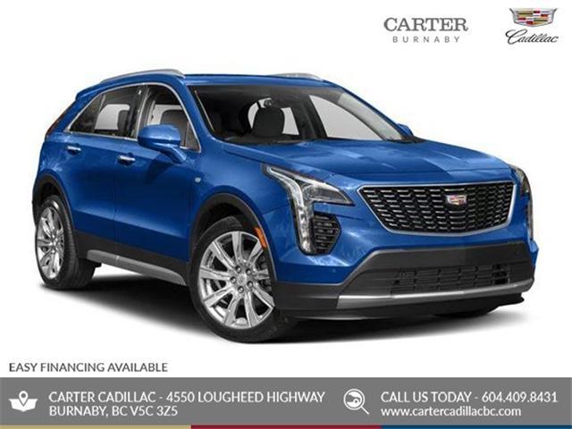 New 2021 Cadillac XT4 Sport  - Burnaby - Carter GM Burnaby