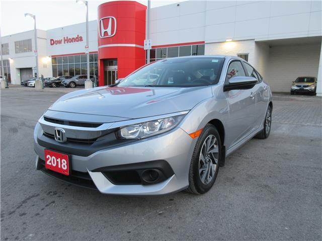 2018 Honda Civic EX (Stk: 28658L) in Ottawa - Image 1 of 17
