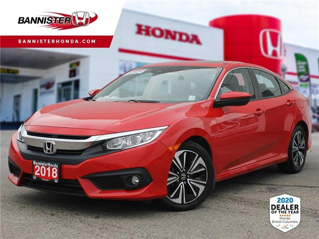 2018 Honda Civic EX-T (Stk: L20-128) in Vernon - Image 1 of 13