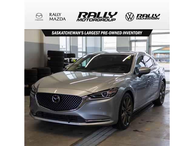 2018 Mazda MAZDA6 Signature (Stk: V1361) in Prince Albert - Image 1 of 14