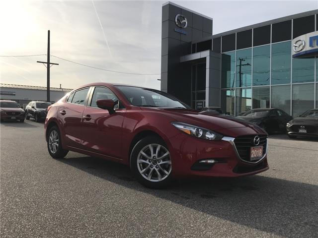 2018 Mazda Mazda3 GS (Stk: UM2495) in Chatham - Image 1 of 22