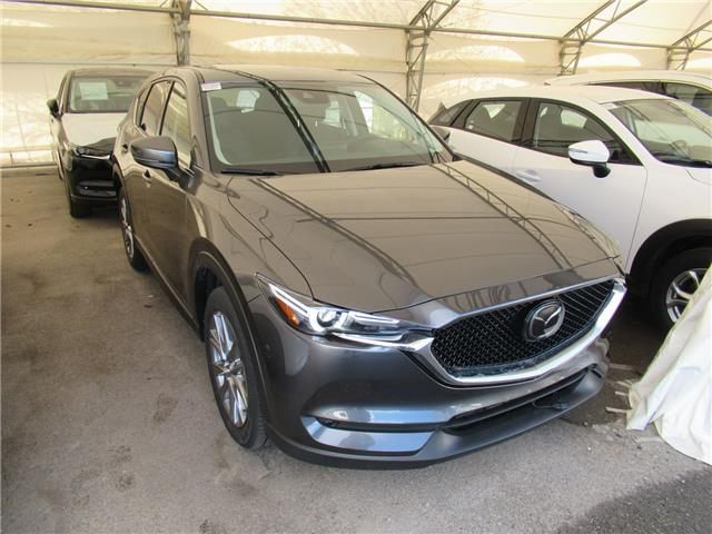 2021 Mazda CX-5 GT w/Turbo (Stk: M2968) in Calgary - Image 1 of 1
