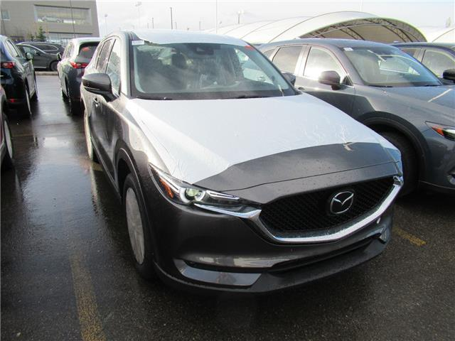 2021 Mazda CX-5 GT w/Turbo (Stk: M2967) in Calgary - Image 1 of 1