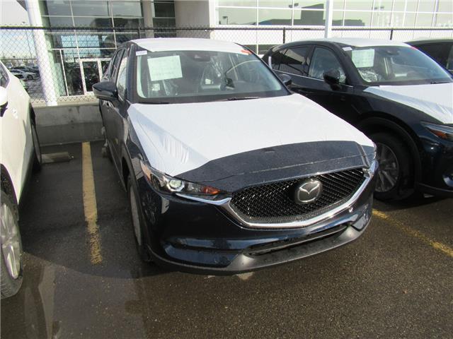 2021 Mazda CX-5 GS (Stk: M3005) in Calgary - Image 1 of 1