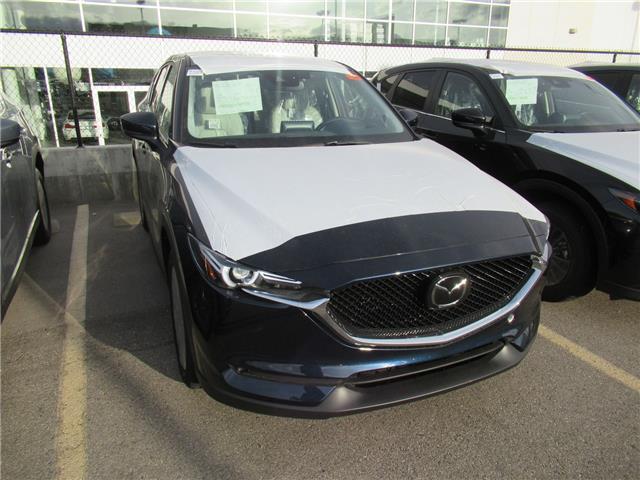 2021 Mazda CX-5 GT (Stk: M3027) in Calgary - Image 1 of 1