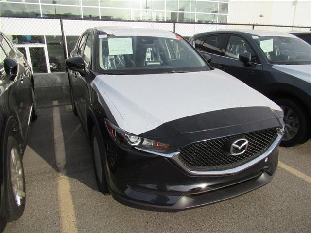 2021 Mazda CX-5 GX (Stk: M3037) in Calgary - Image 1 of 1