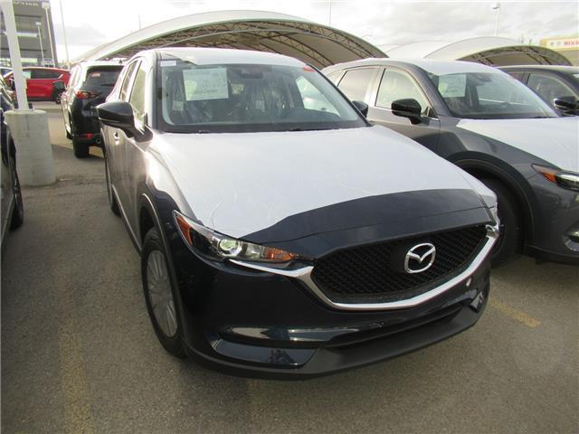 2021 Mazda CX-5 GX (Stk: M3039) in Calgary - Image 1 of 1