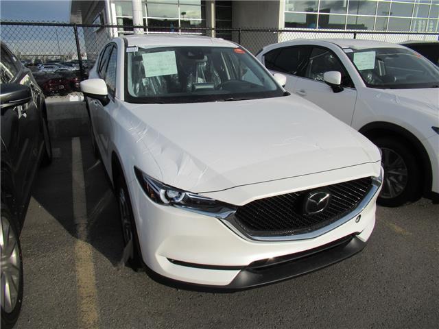 2021 Mazda CX-5 GT (Stk: M3017) in Calgary - Image 1 of 1