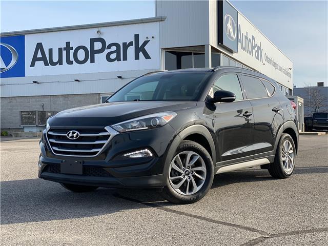 2018 Hyundai Tucson SE 2.0L (Stk: 18-39451RJB) in Barrie - Image 1 of 29