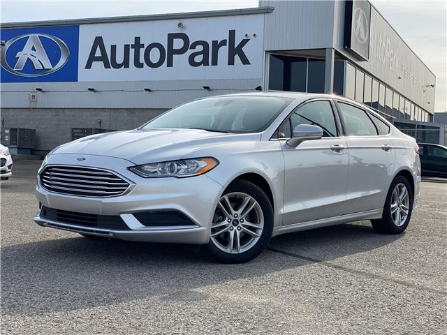 2018 Ford Fusion SE (Stk: 18-75174JB) in Barrie - Image 1 of 24