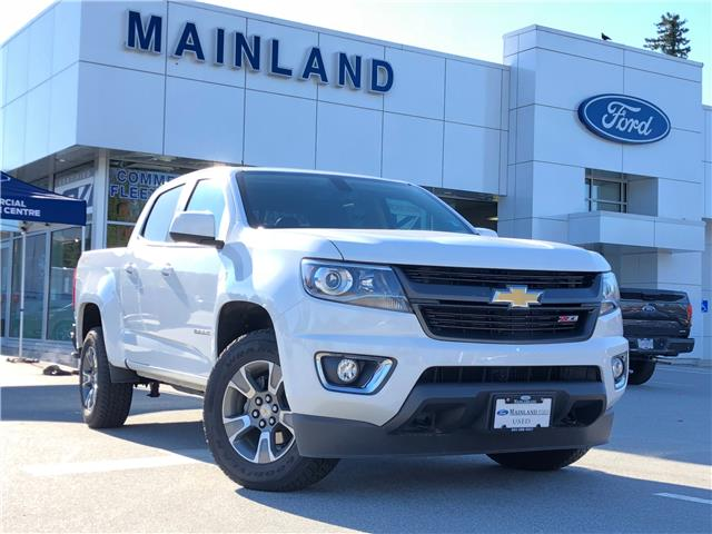 2020 Chevrolet Colorado Z71 (Stk: P4397) in Vancouver - Image 1 of 30