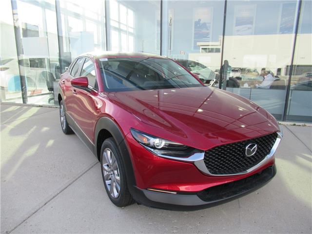 2021 Mazda CX-30 GS (Stk: M2941) in Calgary - Image 1 of 1