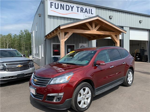 2017 Chevrolet Traverse 1LT (Stk: 19287A) in Sussex - Image 1 of 11