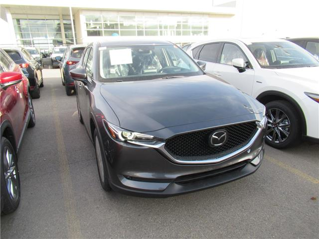 2021 Mazda CX-5 GT (Stk: M3028) in Calgary - Image 1 of 1
