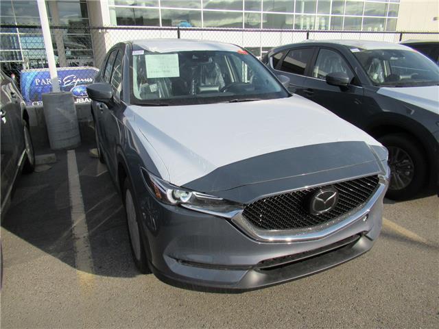2021 Mazda CX-5 GT (Stk: M3035) in Calgary - Image 1 of 1