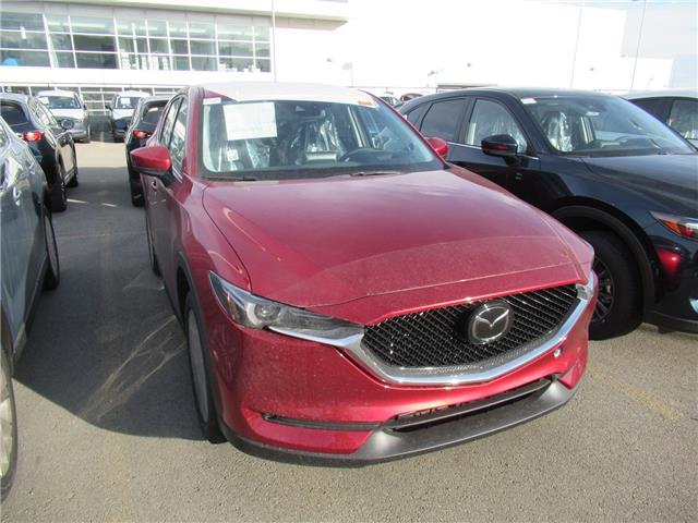 2021 Mazda CX-5 GT (Stk: M3030) in Calgary - Image 1 of 1