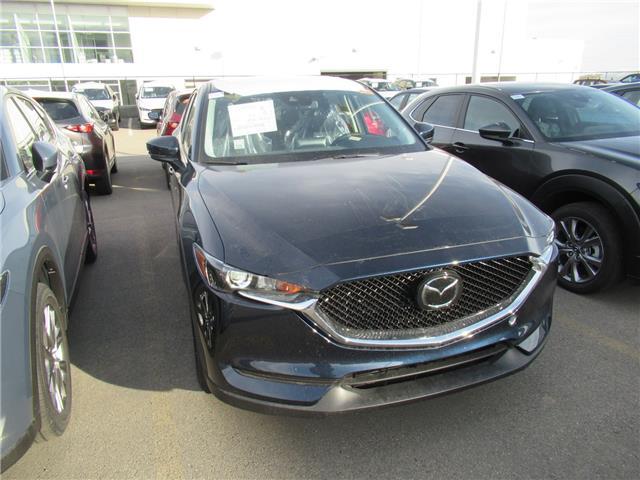 2021 Mazda CX-5 GS (Stk: M3034) in Calgary - Image 1 of 1