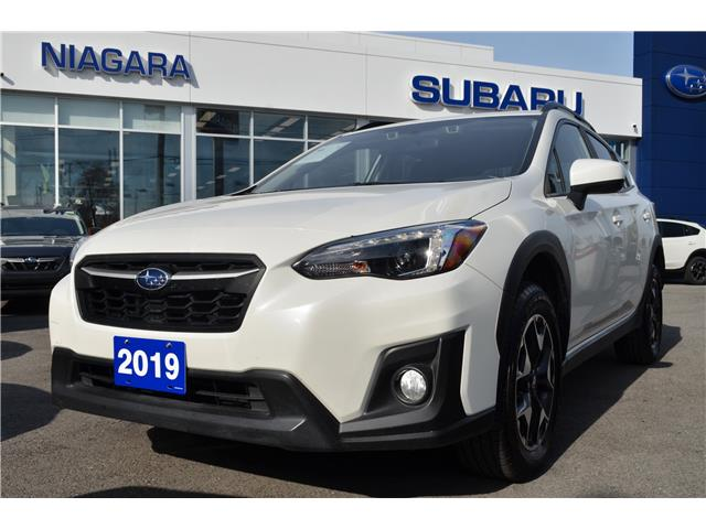 2019 Subaru Crosstrek Sport (Stk: Z1771) in St.Catharines - Image 1 of 23