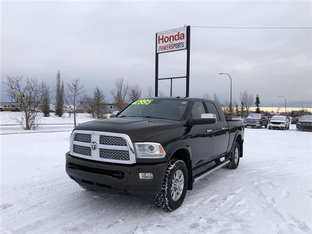 2014 RAM 3500 Laramie (Stk: P20-043) in Grande Prairie - Image 1 of 22