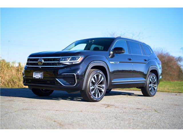 2021 Volkswagen Atlas 3.6 FSI Execline (Stk: MA534659) in Vancouver - Image 1 of 22