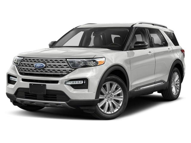 2021 Ford Explorer Limited (Stk: 2102) in Smiths Falls - Image 1 of 9