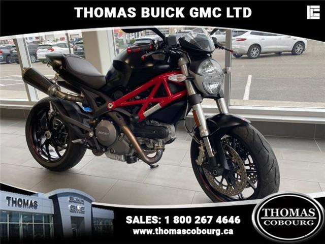 2014 Ducati Monster 796 Monster 796 (Stk: UB76826) in Cobourg - Image 1 of 14