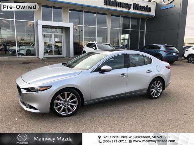 2020 Mazda Mazda3 GT Premium Package (Stk: M20170) in Saskatoon - Image 1 of 13