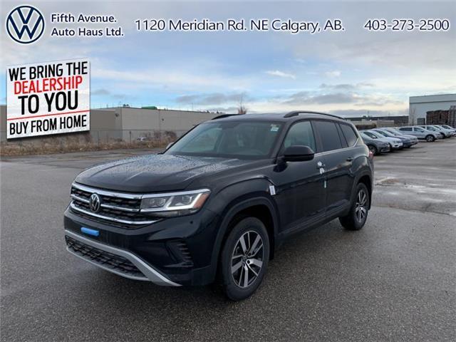 2021 Volkswagen Atlas 3.6 FSI Comfortline (Stk: 21052) in Calgary - Image 1 of 30