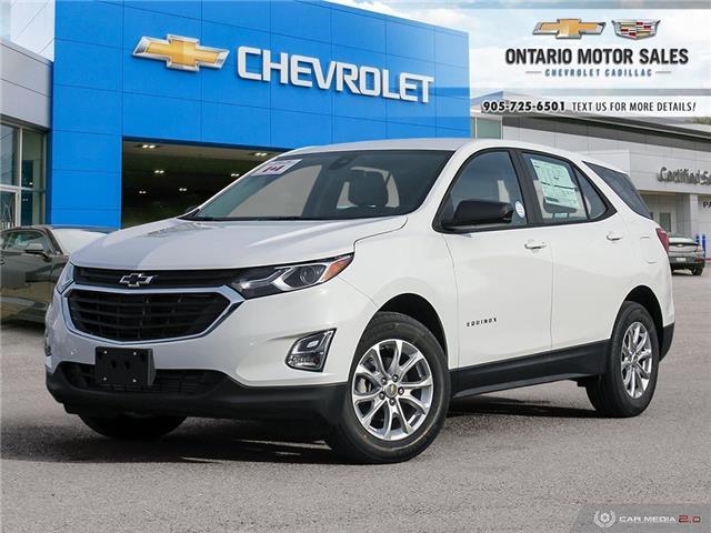 2021 Chevrolet Equinox LS (Stk: T1109801) in Oshawa - Image 1 of 18