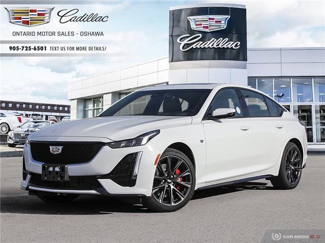 2021 Cadillac CT5 Sport (Stk: 1107139) in Oshawa - Image 1 of 18