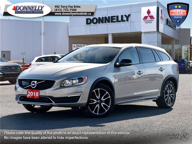 2018 Volvo V60 Cross Country T5 Premier (Stk: MU1036A) in Kanata - Image 1 of 28