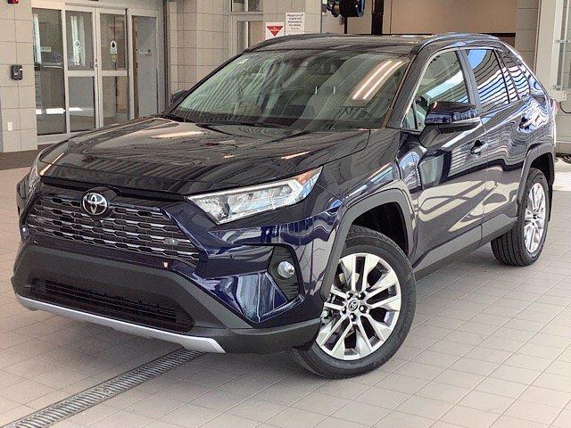 2019 Toyota RAV4 Limited (Stk: P19274) in Kingston - Image 1 of 30