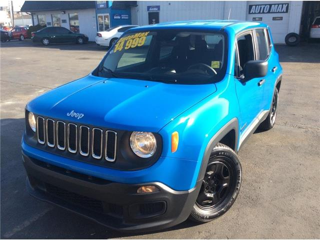 2015 Jeep Renegade Sport (Stk: A9279) in Sarnia - Image 1 of 30