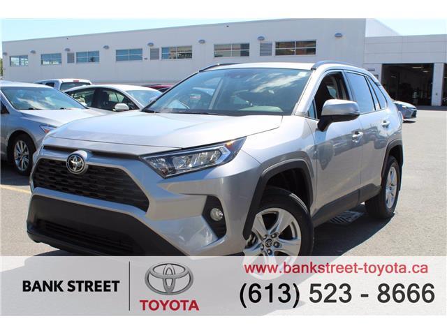 2020 Toyota RAV4 LE (Stk: 28648) in Ottawa - Image 1 of 25