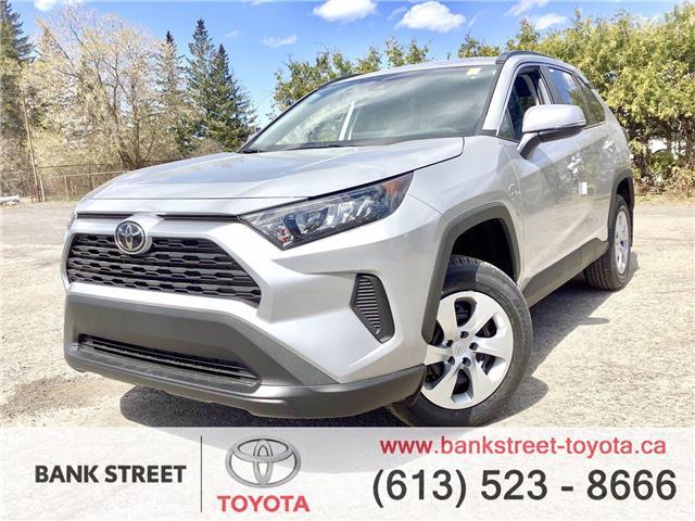 2020 Toyota RAV4 LE (Stk: 28291) in Ottawa - Image 1 of 22