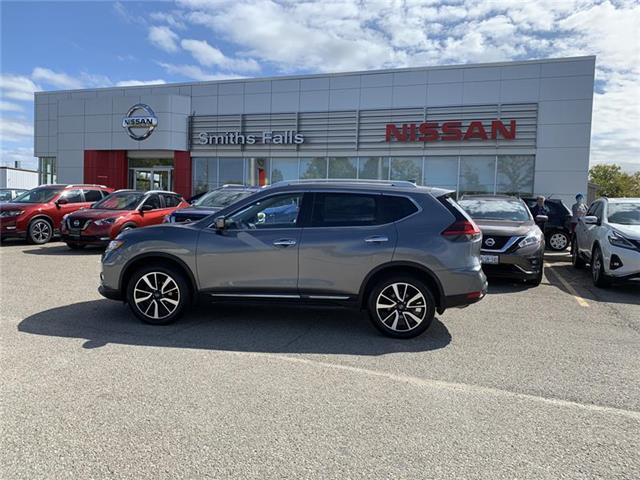 2018 Nissan Rogue SL w/ProPILOT Assist (Stk: 20-047A) in Smiths Falls - Image 1 of 13