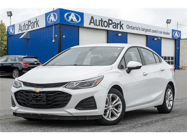 2019 Chevrolet Cruze LT (Stk: 19-43149R) in Georgetown - Image 1 of 18