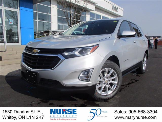 2021 Chevrolet Equinox LT (Stk: 21T027) in Whitby - Image 1 of 27