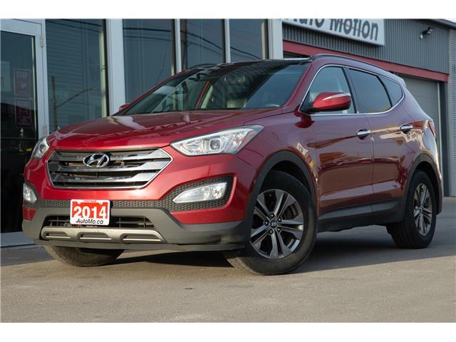 2014 Hyundai Santa Fe Sport  (Stk: 201050) in Chatham - Image 1 of 24
