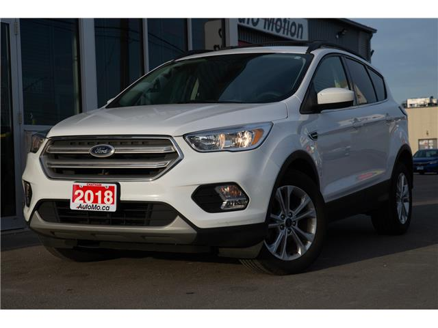2018 Ford Escape SE (Stk: 201052) in Chatham - Image 1 of 23
