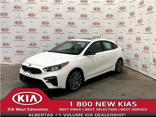 2021 Kia Forte5 GT (Stk: 22605) in Edmonton - Image 1 of 30