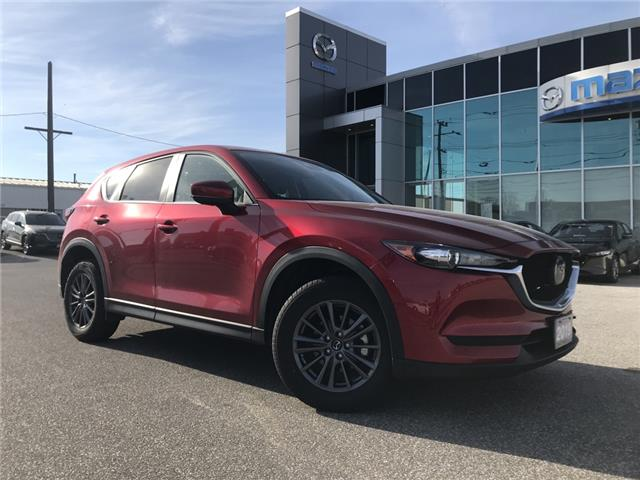 2019 Mazda CX-5 GS (Stk: UM2468) in Chatham - Image 1 of 23