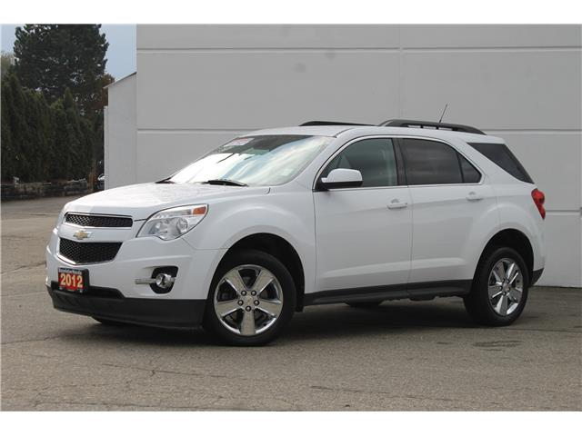 2012 Chevrolet Equinox 2LT (Stk: 20-055B) in Vernon - Image 1 of 14