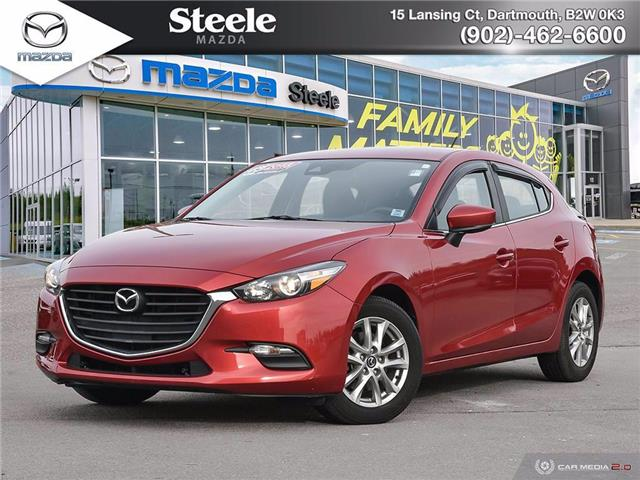 2018 Mazda Mazda3 Sport GS (Stk: 206656B) in Dartmouth - Image 1 of 27