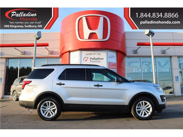 2016 Ford Explorer Base (Stk: BC0127) in Sudbury - Image 1 of 37