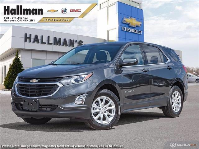 2021 Chevrolet Equinox LT (Stk: 21098) in Hanover - Image 1 of 10