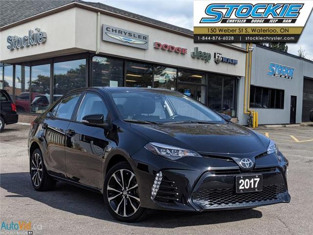 2017 Toyota Corolla LE (Stk: 34764) in Waterloo - Image 1 of 22