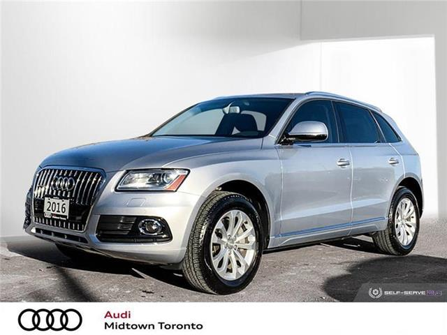 2016 Audi Q5 3.0T Progressiv (Stk: P8430) in Toronto - Image 1 of 22