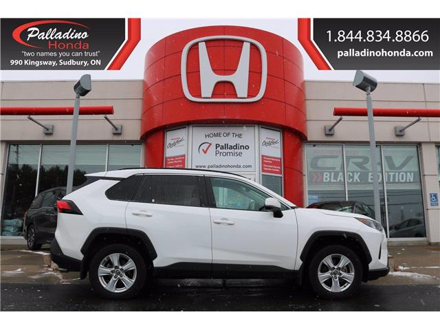 2019 Toyota RAV4 LE (Stk: BC0119) in Greater Sudbury - Image 1 of 34